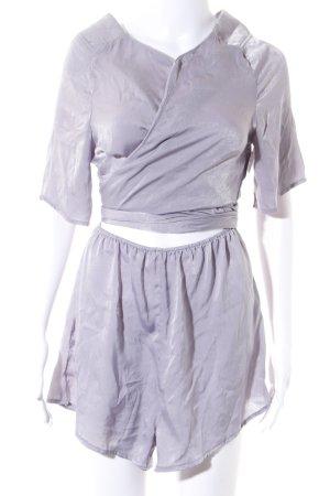 Sabo Skirt Jumpsuit flieder Party-Look