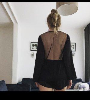 Sabo Skirt Woven Twin Set black