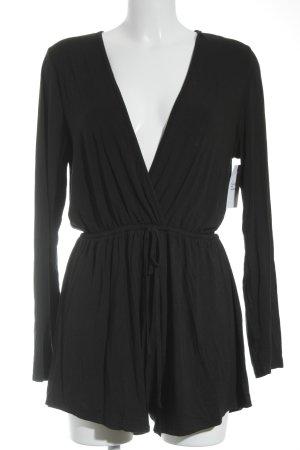 Sabo Skirt Jumpsuit schwarz Street-Fashion-Look