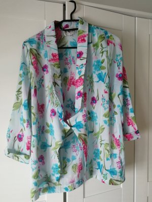 Sabo Skirt Short Blazer azure-cornflower blue