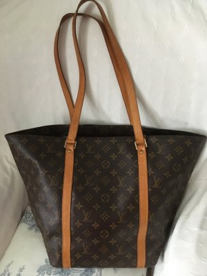 Louis Vuitton Shopper multicolored mixture fibre