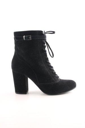 Sacha Ankle Boots schwarz schlichter Stil