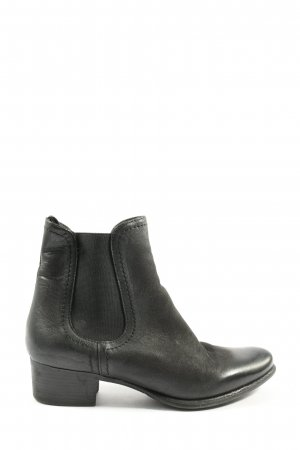 Sacha Chelsea Boots schwarz Casual-Look