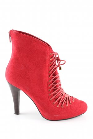 Sacha Spitz-Pumps rot Casual-Look