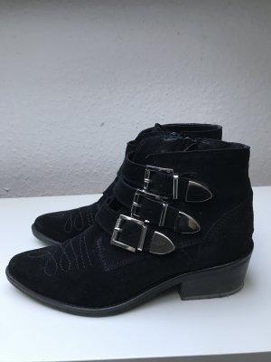 Sacha Stiefeletten schwarz Trend