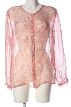 Sack's Camicia blusa stampa integrale stile casual