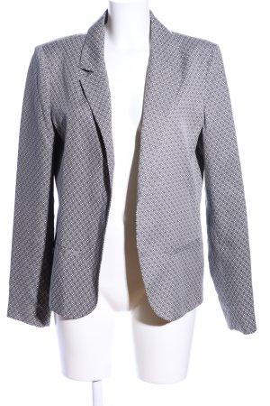 Sack's Blazer en jersey Mélange de motifs style d'affaires