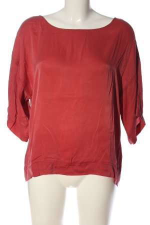 Sack's Short Sleeved Blouse red casual look
