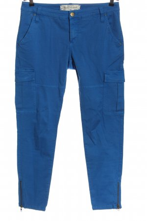 Sack's Tube Jeans blue casual look