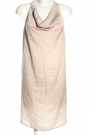 Sack's Pinafore dress cream casual look
