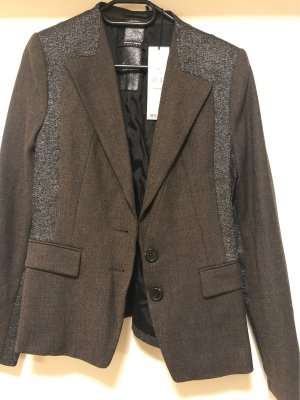 Blacky Dress Blazer smoking marrone scuro