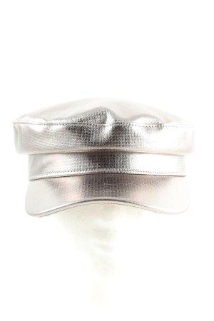 Sacred Hawk Cappello con visiera argento stile casual