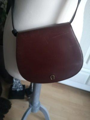 Aigner Crossbody bag black-brown