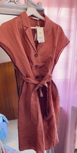 Safari-Blusenkleid
