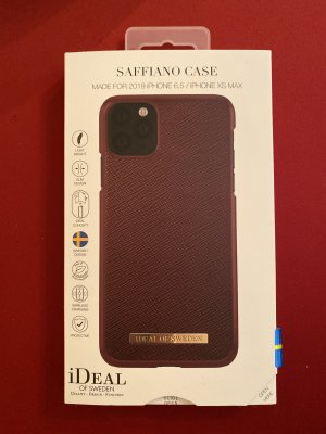 Mobile Phone Case carmine-dark red