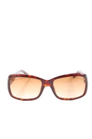 safilo ovale Sonnenbrille