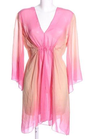 Sagaie Strandkleid hellorange-pink Elegant
