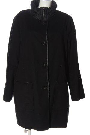 Saint Jacques Double Jacket black casual look