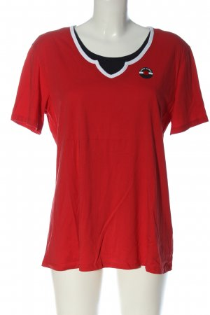 Saint James T-Shirt rot Casual-Look