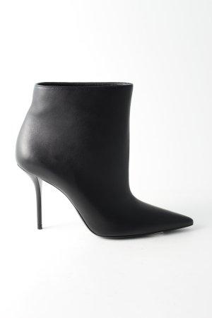 Saint Laurent Ankle Boots schwarz Business-Look
