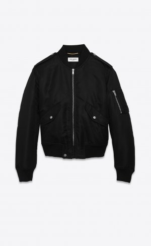 Saint Laurent Bomberjacke