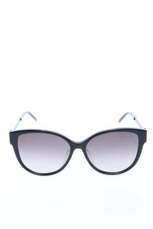 Saint Laurent Okulary motylki czarny W stylu biznesowym