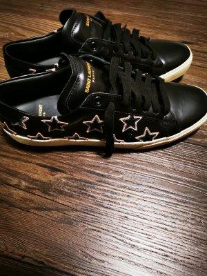 Saint Laurent Damen Leder Sneaker 40