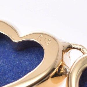 Saint Laurent Heart motif