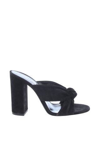"Saint Laurent High Heel Sandaletten ""LouLou Sandals 100"" schwarz"