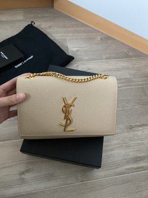 "Saint Laurent ""Kate"" in beige"