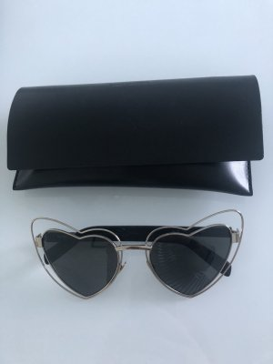 Saint Laurent Butterfly Glasses black