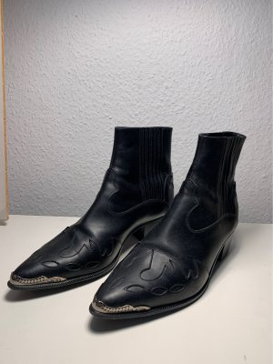 SAINT LAURENT PARIS COWBOY BOOTS NEU