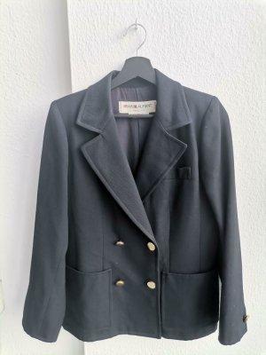 Saint Laurent Klassischer Blazer noir