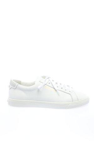 """Saint Laurent Schnürsneaker """"Low Top Sneakers"""" weiß"""