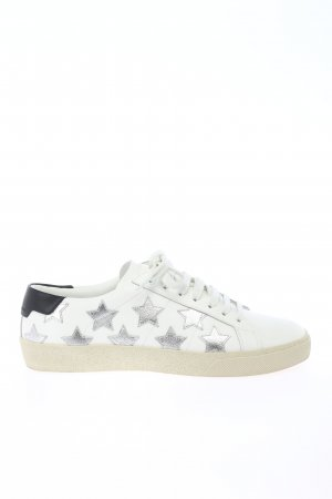 "Saint Laurent Lace-Up Sneaker ""Star Sneakers"""