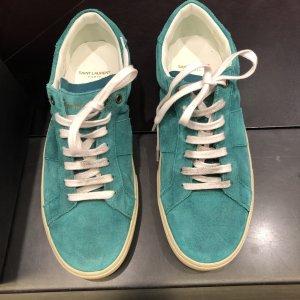 Saint Laurent Sneaker aus Leder
