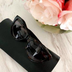 Yves Saint Laurent Gafas Retro marrón