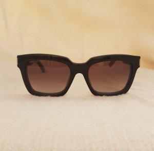 Saint Laurent Gafas de sol cuadradas negro