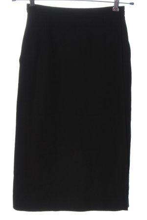 Saint Laurent Midi Skirt black casual look