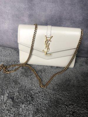 Yves Saint Laurent Handbag cream