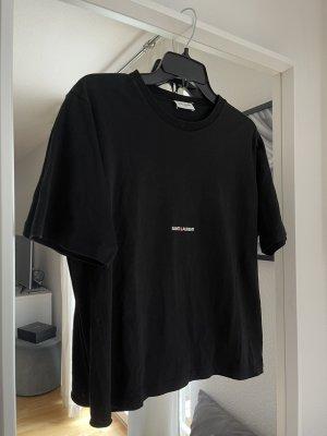 Saint Laurent Basic Shirt black