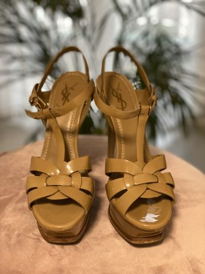 Saint Laurent YSL Sandalen, 38,5