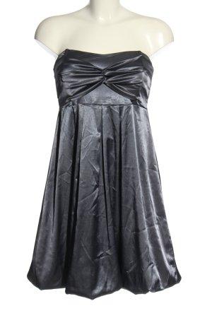 Saint Tropez Abendkleid silberfarben Elegant