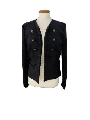 Saint Tropez Military Jacket black