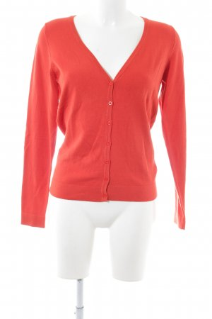 Saint Tropez Cardigan rot Casual-Look