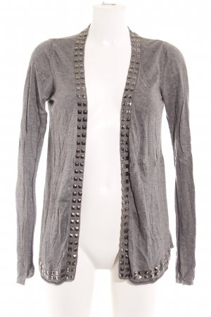 Saint Tropez Cardigan grau Casual-Look