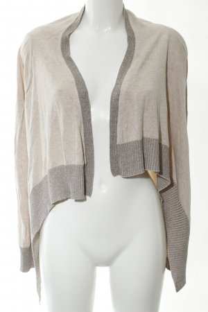 Saint Tropez Cardigan wollweiß Casual-Look