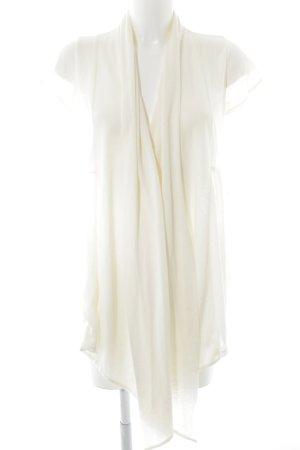Saint Tropez Kimono Sweater cream casual look