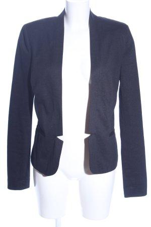 Saint Tropez Kurz-Blazer blau Business-Look