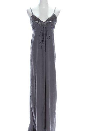 Saint Tropez Maxi Dress light grey elegant